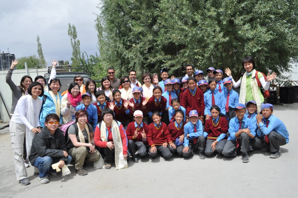 Ophthalmic Consultants Mission Trip To Ladakh