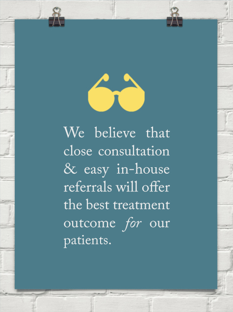 Our Mission Statement for Quality Eye Care Services
