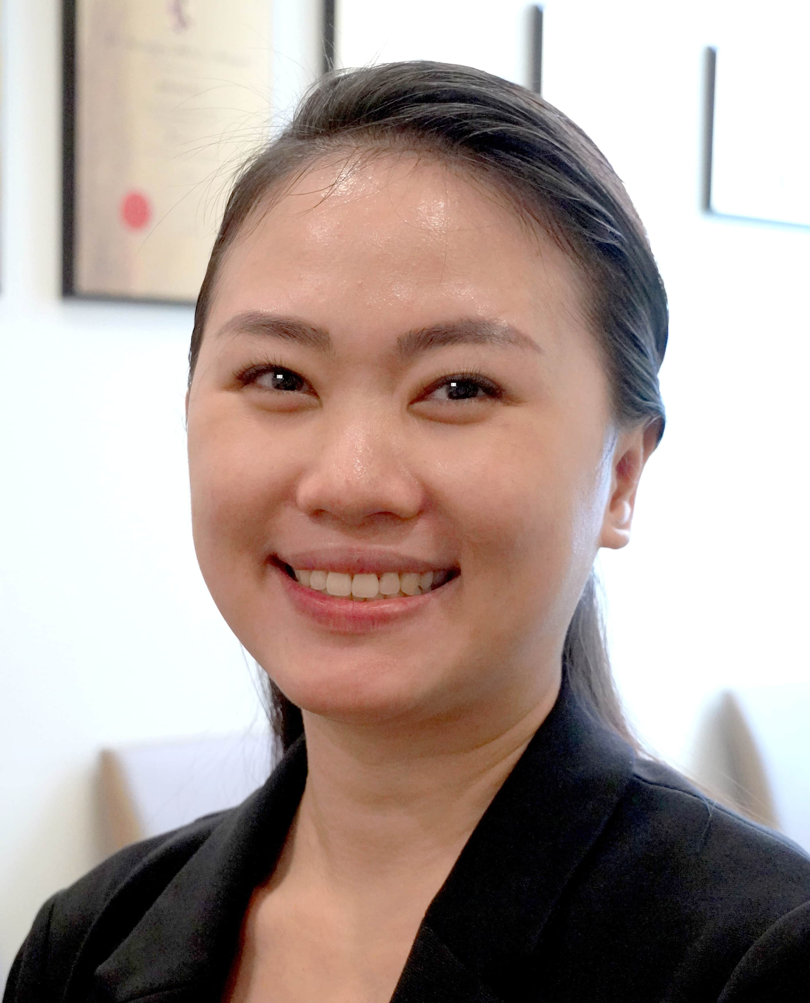 Yu Ling Receptionist and Clinic Assistant at Ophthalmic Consultants